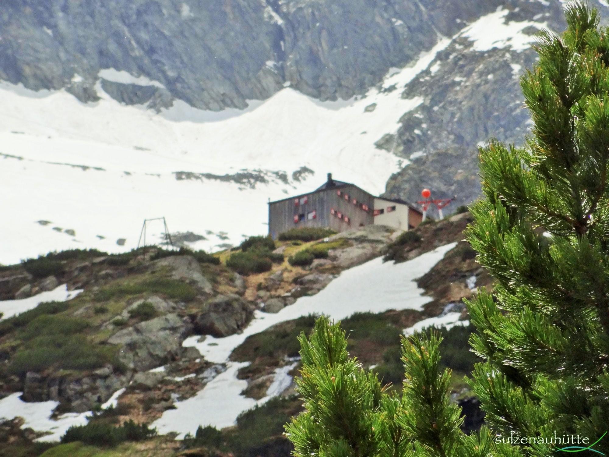 Sulzenauer Hütte