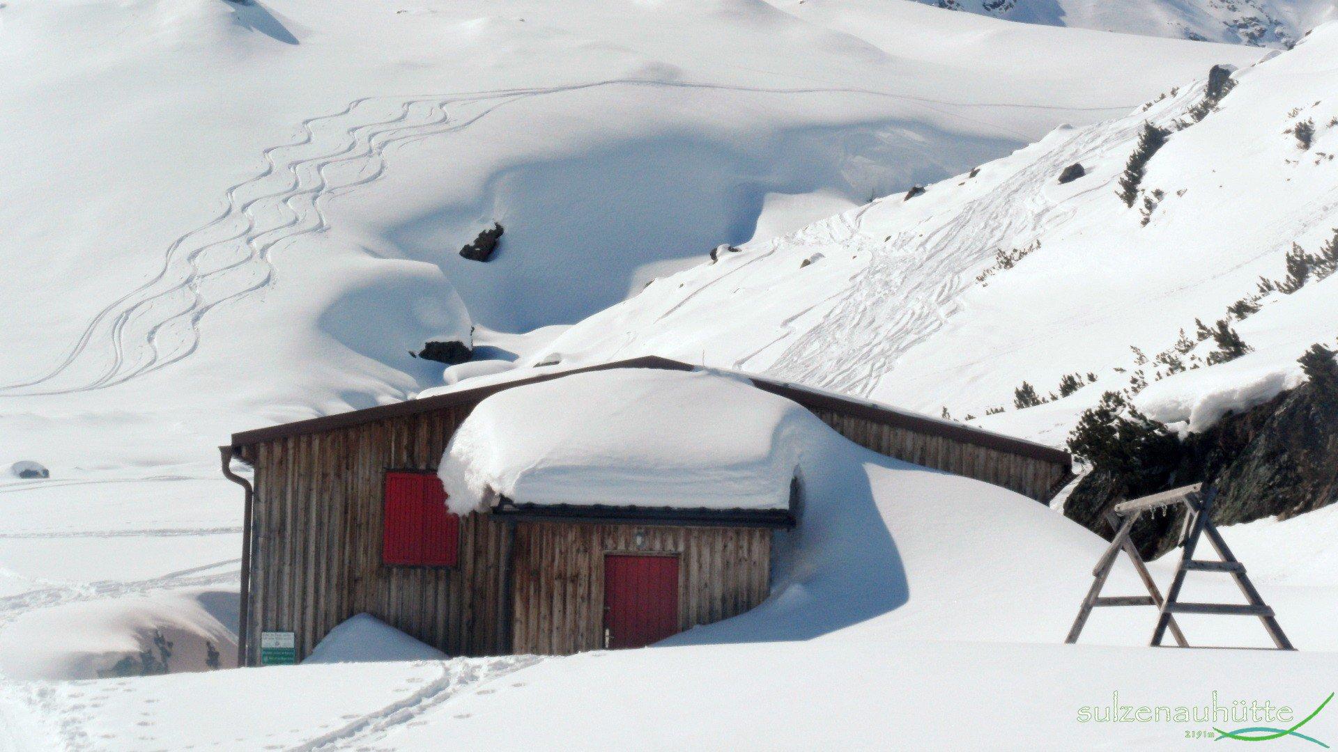 Sulzenauhuette, Stubaier Hoehenweg