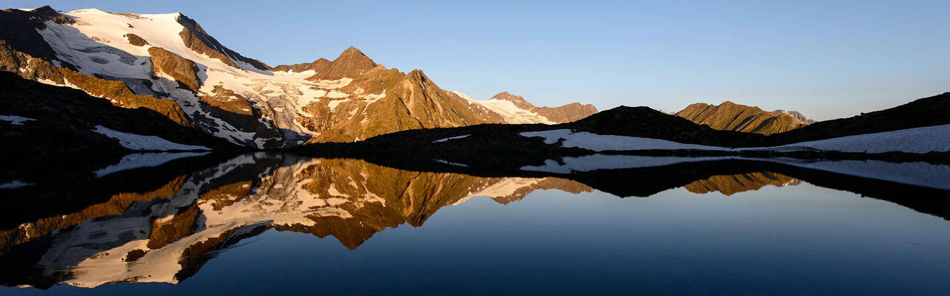 Stubai light in the mountains by Martina & Guus Reinartz